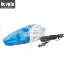 Portable Powerful 12v Wet Dry Vacuum Cleaner With LED Air Compressor