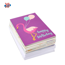 High quality lovely happy birthday greeting card