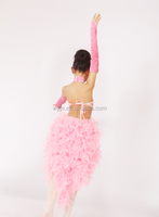 New cheer kid dance wear/skirt -new cheer woman' dance costume/tutu- cheer girl latin dress-kids and adults
