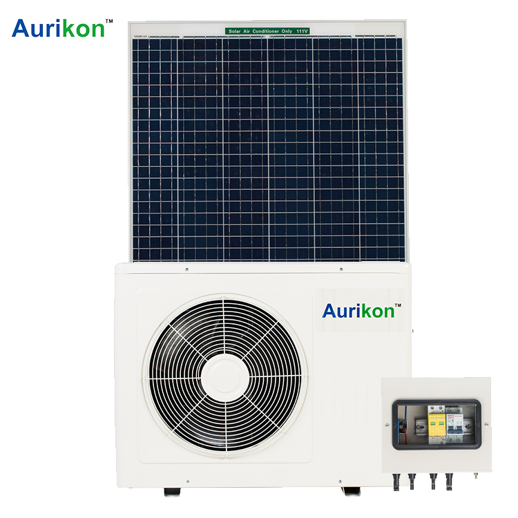 dc split solar air conditioner with panels for 1.5ton <strong>ac</strong>