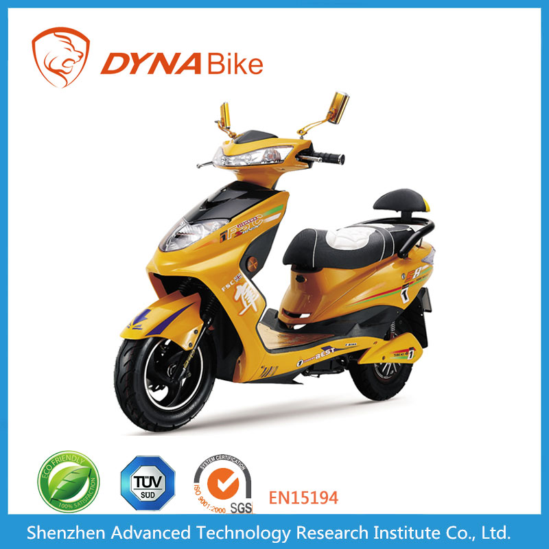 DYNABike Factory Made DYNABike Brand Front Disc Rear Drum Brake Electric Motorcycle Price Thailand