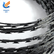 High Quailty 450mm Coil Diameter Concertina Razor Barbed Wire