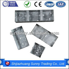 high quality electrical switch boxes conduit box Hot Selling