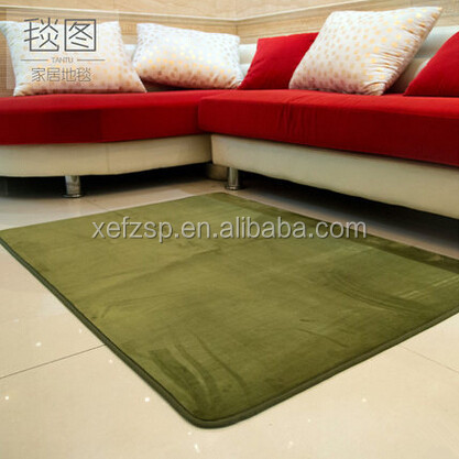 100% polyester microfiber sofa set wall to wall carpet