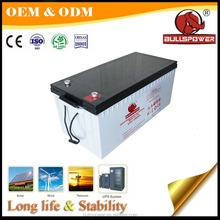 Agm VRLA 12v 180ah stationary standby UPS/solar battery