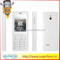 2.4 inch Bar Manufacture Dual Sim Slim Mini Mobile Phone (515 )