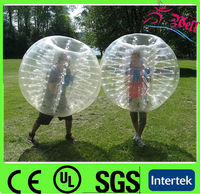 High quality cheap bubble football for sale/soccer/loopy ball
