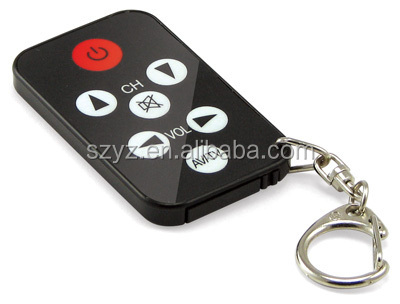 Universal TV Power Remote Control Keychain