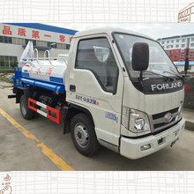 Foton Forland mini 2000L-3000L water tanker truck / water truck for sale factory price
