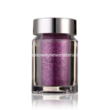 Laser colorful diamond cosmetic glitter powder wholesale for nail and crafts