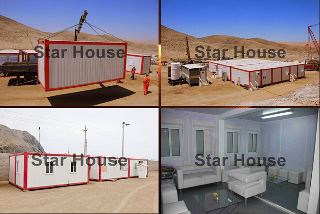 safe and flexible prefab shipping container homes