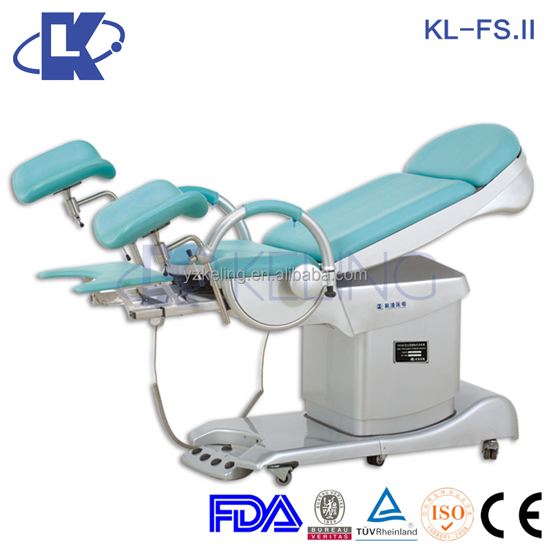 hospital operation table for gynecological examination electric gynecological tables