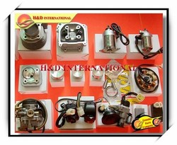 Factory direct selling wholesale Chinese atv parts for various models atv parts
