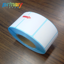 Factory Price Customized Paper Adhesive Sticker Print Logo Caution Fragile Label