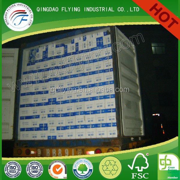 Made Idealone brand A4 Copy paper in Shandong