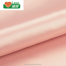 Best Price 100% Polyester satin non - woven spandex fabric