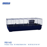 RB140-W (w/ wheels) pet cage