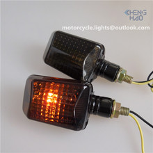 CH-1009 Chenghao new arrival motorcycle turn signal, mini stalk style turn light for harley motorbike
