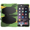 Military Protective Heavy Duty PC Silicone 2 in 1 Case For iPad air 2