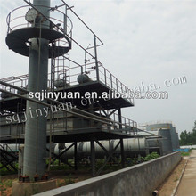 Long life span waste fuel oil/ engine oil/crude oil distillation machine with CE ISO SGS