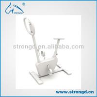 CNC machine high quality white abs fitness equipment design rapid prototype