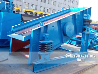 Sand Screening Machine/Small Vibrating Screen/Sand Gravel Separator