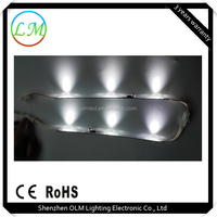 China Wholesale Waterproof high power C ree chip led rigid strip for advertising lights