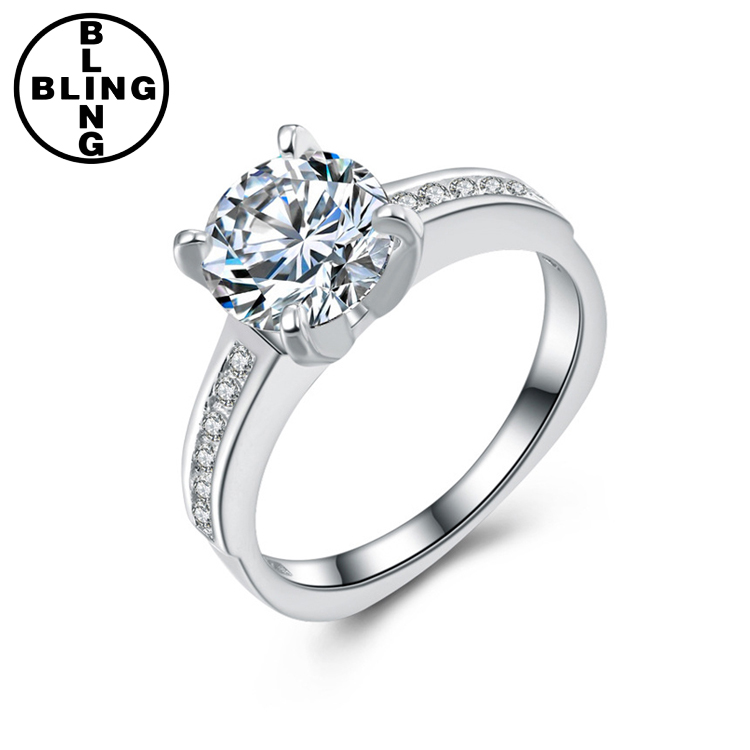 >>>2017 s925 Ring Jewelry Engagement for Women 925 Sterling Silver Rings