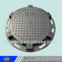 Cast Iorn manhole Cover for sewer