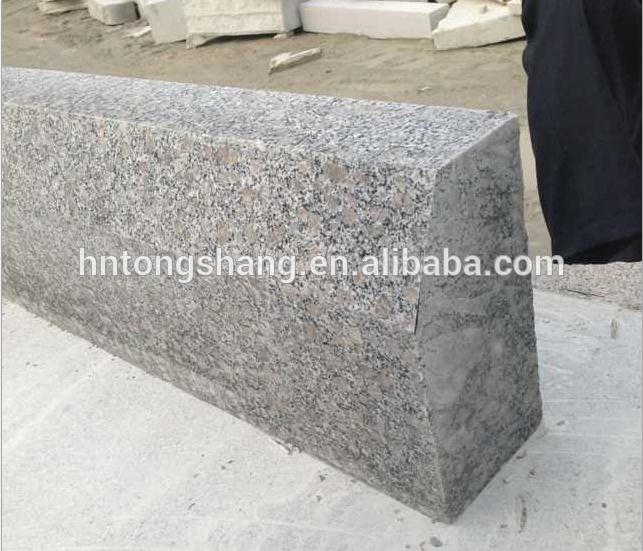 Professional Garden Curbing Cost Granite Cobblestone Edging Driveway Curb  On Promotion