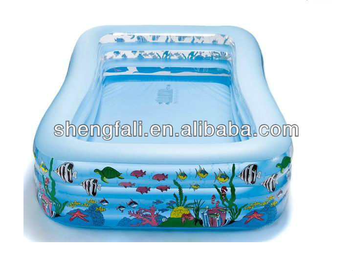 Hot sale inflatable swimming pool/inflatable pools for adult kids