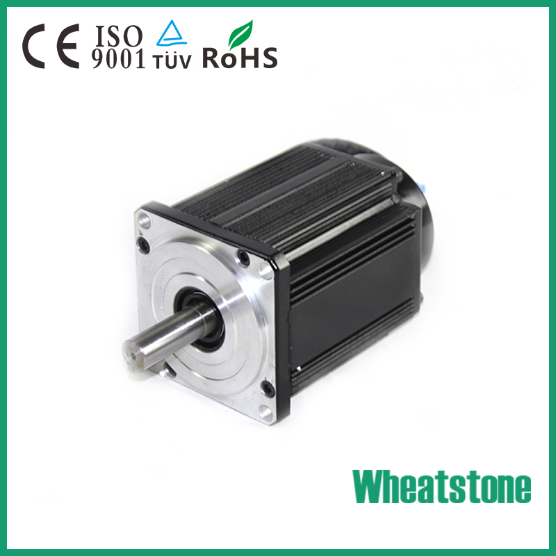High effiency 24V 1500W DC brushless motor