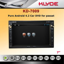 android touch screen car dvd player for PASSAT B5