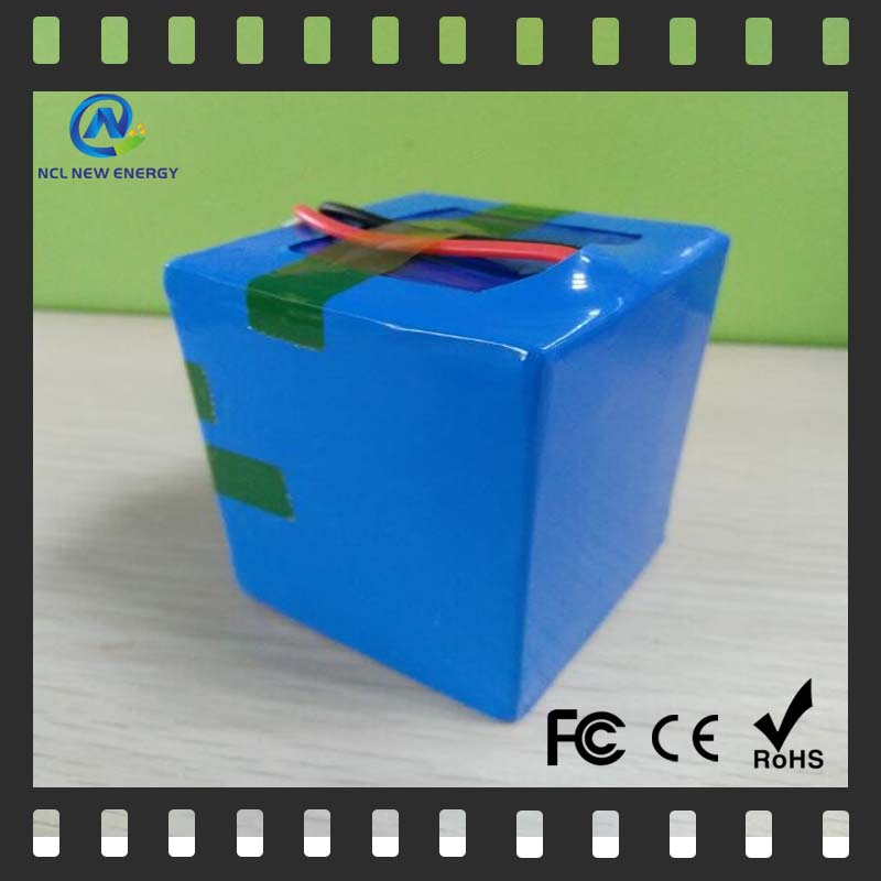 Low self discharge lifepo4 12v rechargeable battery pack and low self discharge