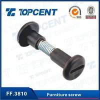 furniture connector hardware furniture screw covers