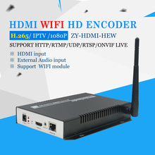 Best selling HDM I Wireless Encoder Video Streaming WIFI OEM