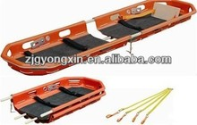 YXZ-D-5A CE ISO Folding Basket Ambulance Stretcher Sizes