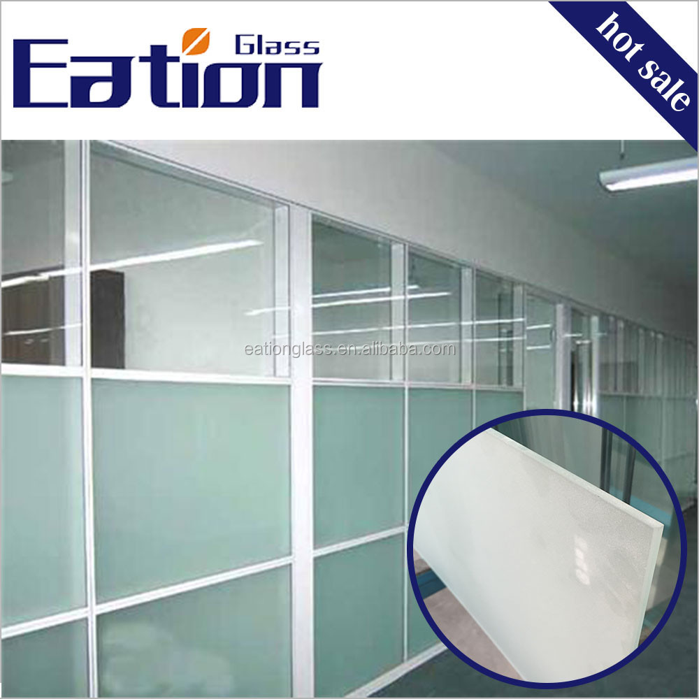 Tempered Frosted Glass Price Bathroom Wall Glass China Suppliers