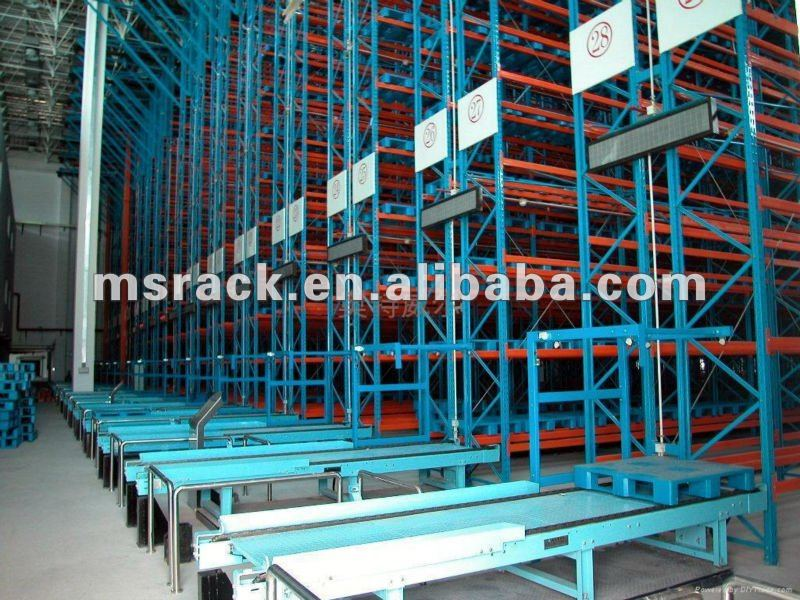 Automated warehouse system,industry warehouse rack