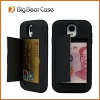 i9500 case cover armor kickstand hybrid case stylish cell phone case