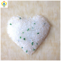 Green apple silica gel cat litter, pet product