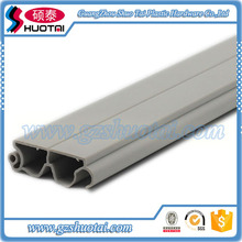 12*30mm new style concise space saveing plastic roller shutter material for cabinet door for office furniture