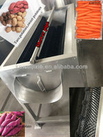 Various fruit and vegetable brush washer
