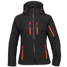 2014 Latest Women custom soft shell jackets for outdoor sports - 6 Years Alibaba Experience