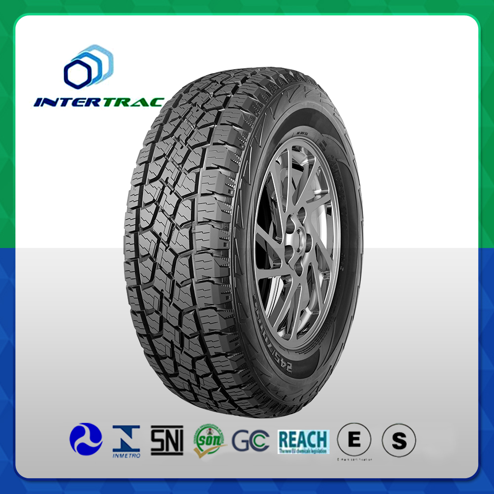 INTERTRAC Nano Car Tire Manufacture 235/75R15 Run Flat Tire