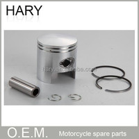 Motorcycle part piston kit for XDZ80