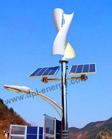 Vertical axis wind turbine kit permanent magnet generator price