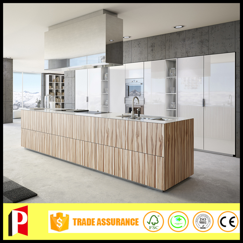 Luxury white kitchen from China