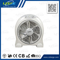 "12"" square box fan home appliance box fan"