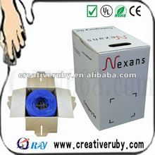 Nexans outdoor 10, 25, 50, 100paired cables LAN cat5e